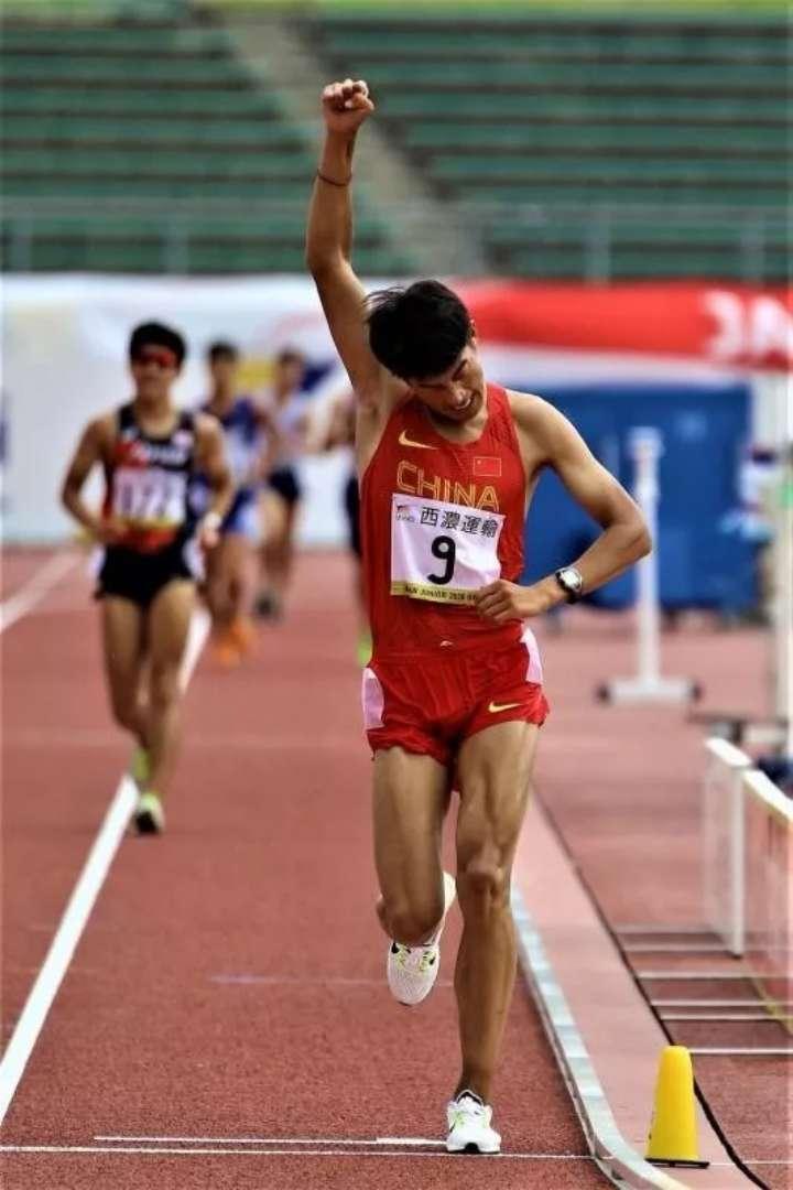 青岛体校选手宫豪获第十八届亚洲青年田径锦标赛竞走比赛冠军