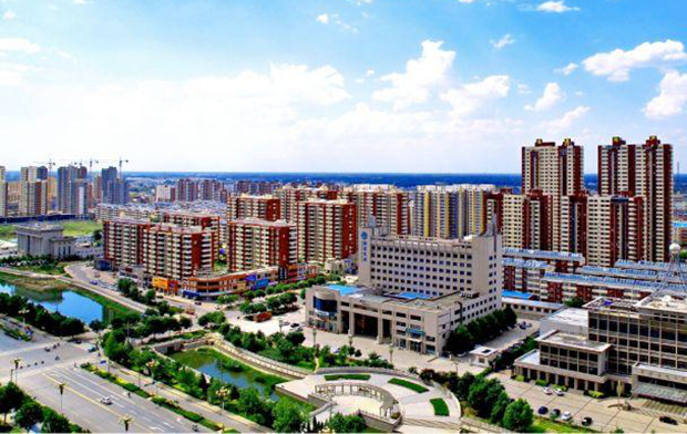 宁津绿动能共享园区 推动产业升级