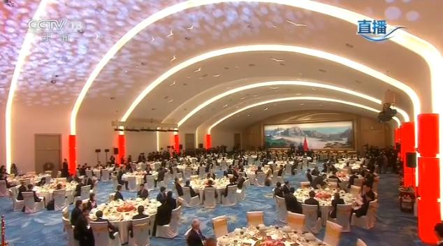 上合青岛峰会国宴孔府菜成主角 华青瓷低调高贵齐鲁风味满满