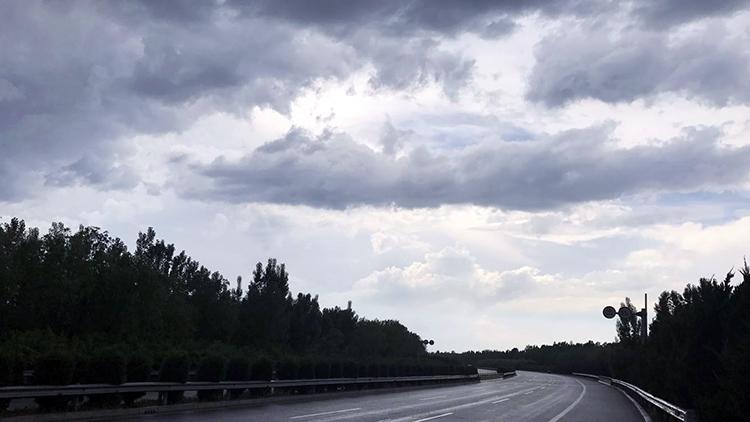 海丽气象吧|山东大部分地区降雨 持续的闷热天气凉爽了