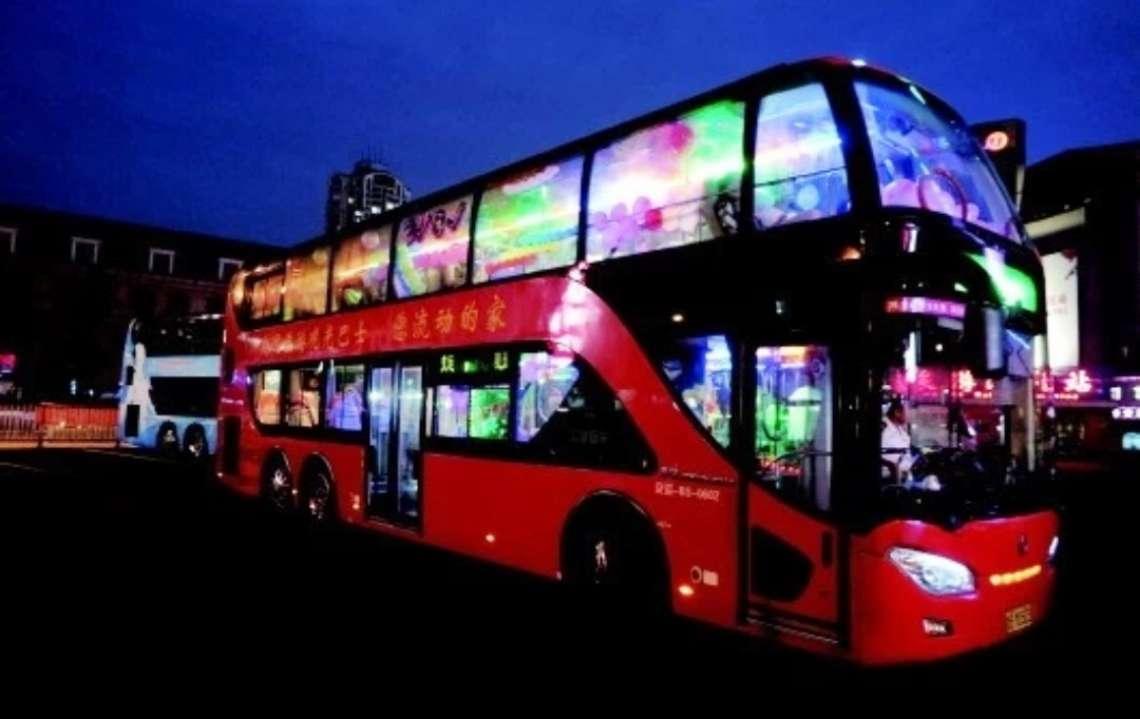 胶州至五四广场6月13日开通赏夜景直通车
