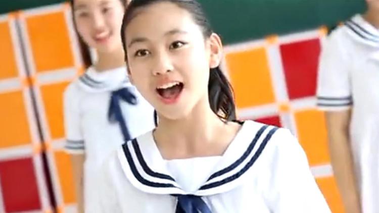 143秒|潍坊这群少女火了!干净美好朝气,青春最动人的样子!