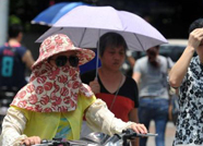"""海丽气象吧丨泰安重启""""烘烤模式"""" 6月13日最高温35℃"""