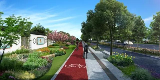 """高标准打造""""城市客厅""""!枣庄薛城道路提升改造8000余米"""