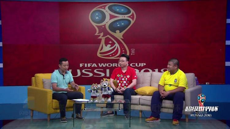 """张嵚做客《超级世界杯》""""意大利之夏""""带我走近世界杯"""