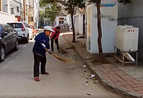 垫资7000元给老旧小区交水电费 这位退休女职工感动潍坊