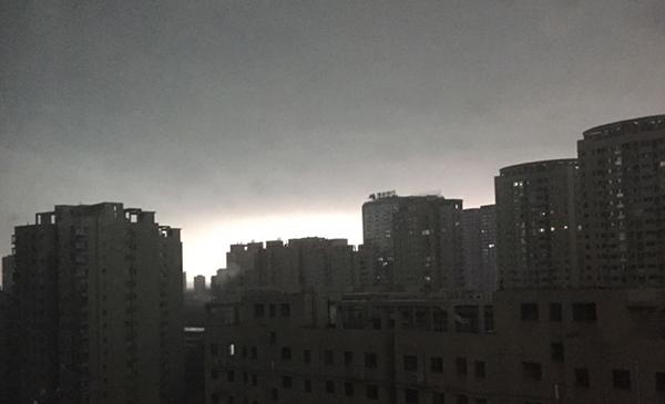 淄博发布重要天气预报 今天白天夜间10级雷雨大风+冰雹