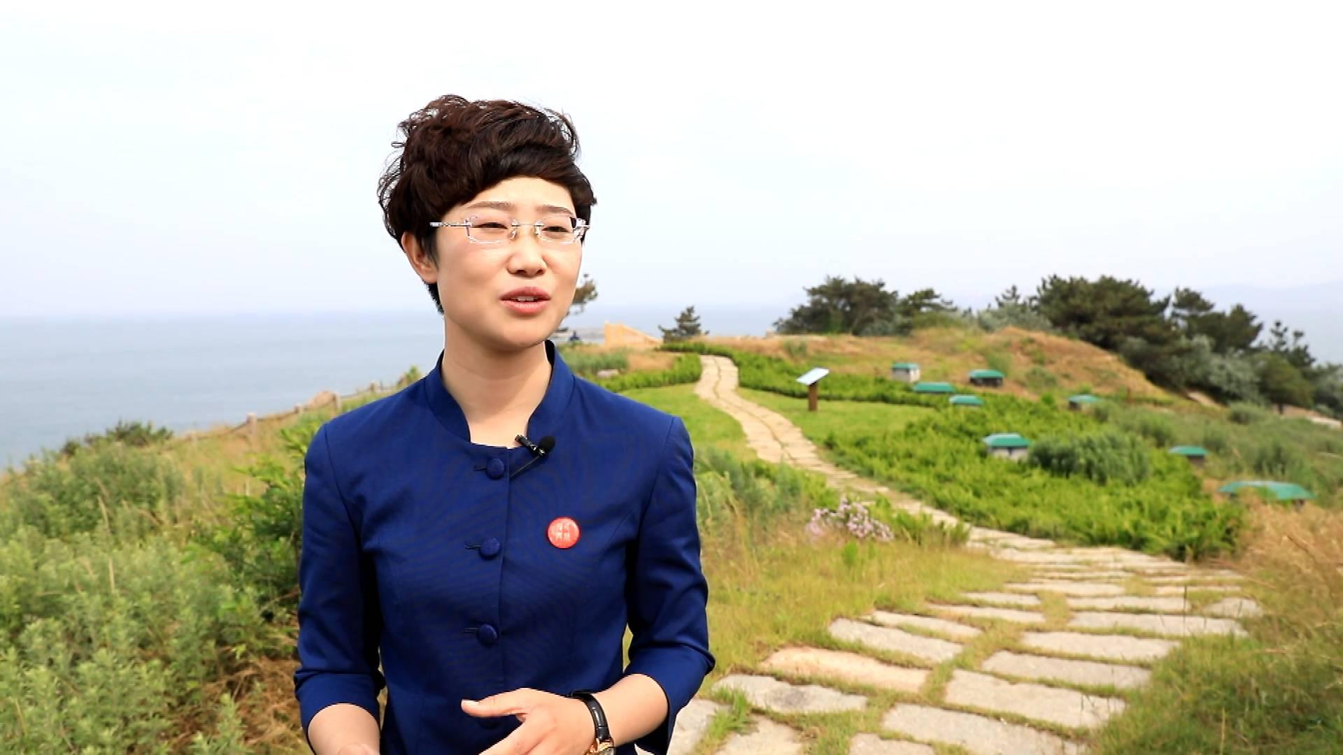 总书记来到我们身边丨李翠翠:提到建设海洋强国,习近平总书记非常自信