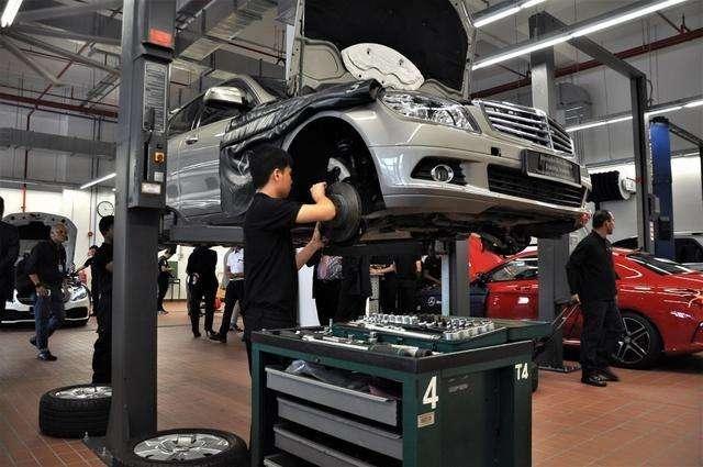 济宁公布上年度全市一、二类汽车维修企业质量信誉等级