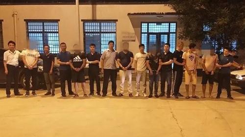 滨州无棣9人因房屋转让聚众斗殴 7人被刑拘