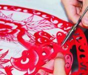 日照举办首届中国体操节剪纸大赛 作品正在征集中