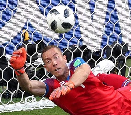 冰岛世界杯首秀实力圈粉 来看看他们的真面目
