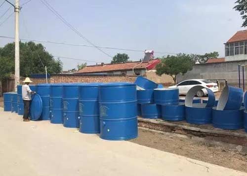 滨州阳信累计发放6000多个农户科学储粮仓