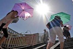 海丽气象吧丨注意防暑防晒!21日起济南连续5天出现高温天