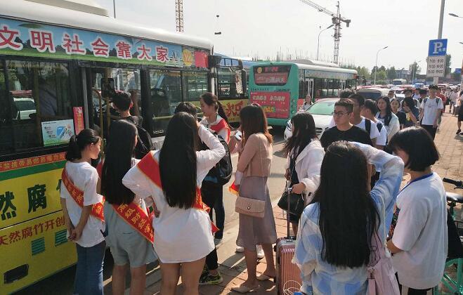端午小长假临沂公交共运送乘客近78万人次