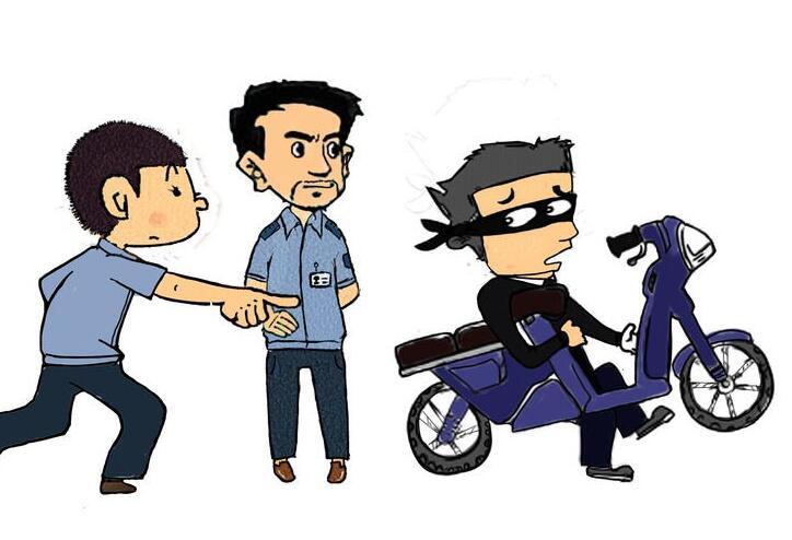 """沂南""""好邻居""""结伴盗窃 结果路遇巡逻民警被抓"""