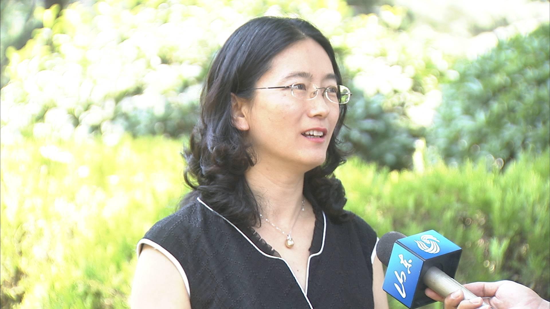 总书记来到我们身边|齐鲁制药总裁李燕:创新是我们必须要迈的一个坎