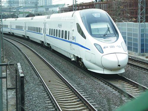 7月1日起铁路调整新运行图 石济高铁开行总对数26.5对