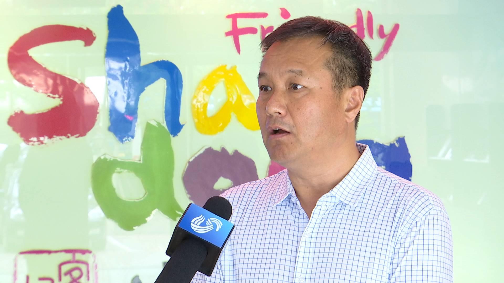 亲切的关怀 巨大的鼓舞|山东省旅发委副主任张明池:以乡村旅游全域化助推乡村振兴