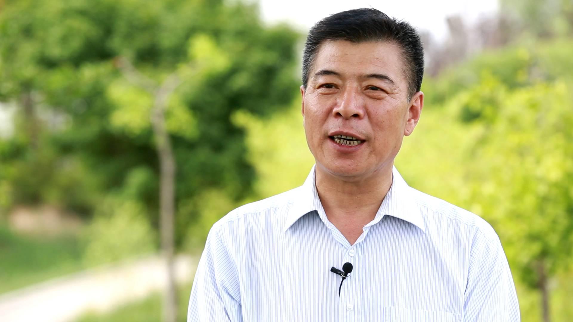 亲切的关怀 巨大的鼓舞|山东省煤炭工业局局长乔乃琛:推动煤矿矿区小康社会的建成