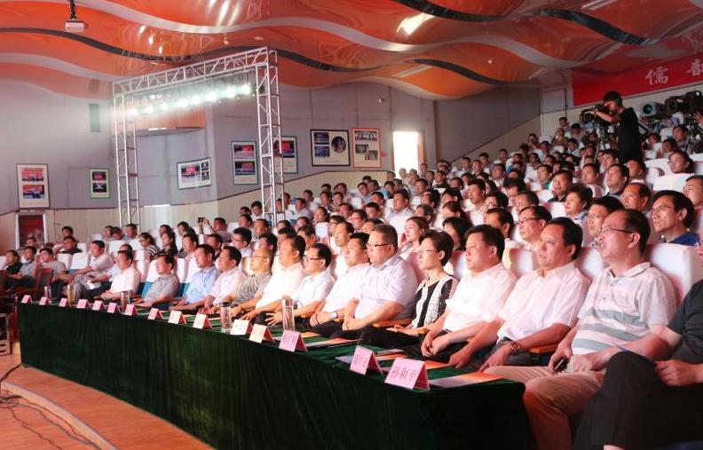 济宁市廉政短剧县(市、区)首演在金乡举行