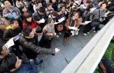 淄博公务员招录面试35人弃权 递补人员24日起资格审查