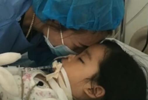 感动人间! 青岛四岁女孩小九月患病去世捐献器官救5人
