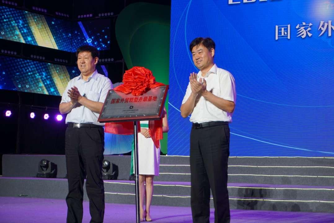 科技创新发展共享2018中国(金乡)国际大蒜节开幕