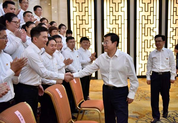 山东省出席共青团第十八次全国代表大会代表名单出炉!看看都是谁