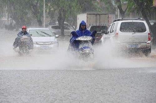 海丽气象吧|淄博25日至26日或迎强降雨 局部降水量或达100毫米