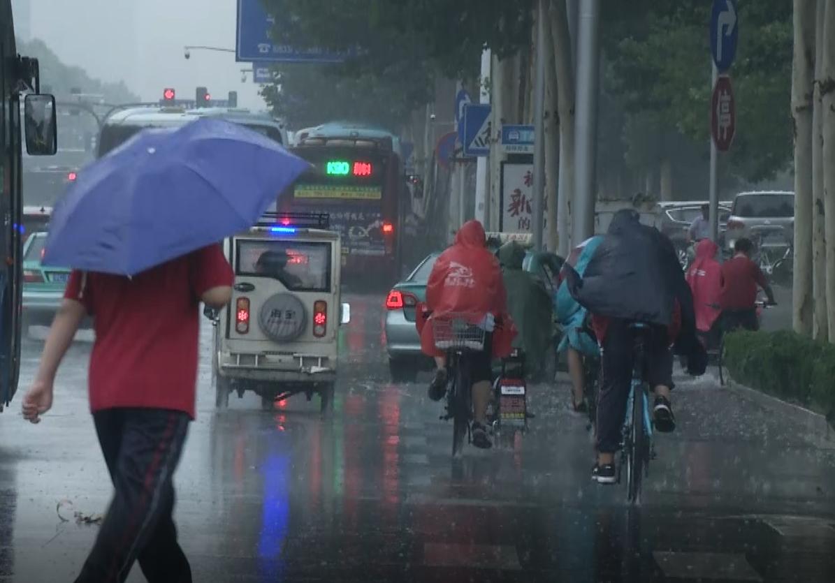 淄博发布暴雨红色预警 预计大部分地区降雨达100毫米以上