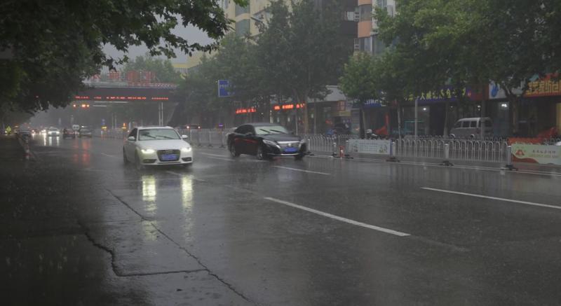 济宁发布重大气象灾害(暴雨)预警防御Ⅳ级应急响应