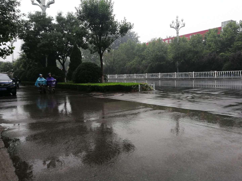 38秒 | 聊城启动重大气象灾害(暴雨)预警防御IV级应急响应
