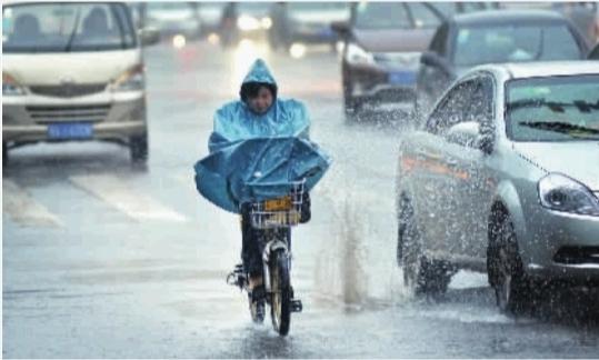 海丽气象吧|临沂发布雷电黄色预警 今明两天将迎强降水天气