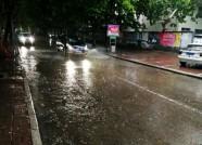 暴雨红色预警信号解除 潍坊24小时内降水量达20亿立方米