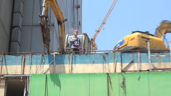济南市中区三期第一部分拆违任务完成99.22%