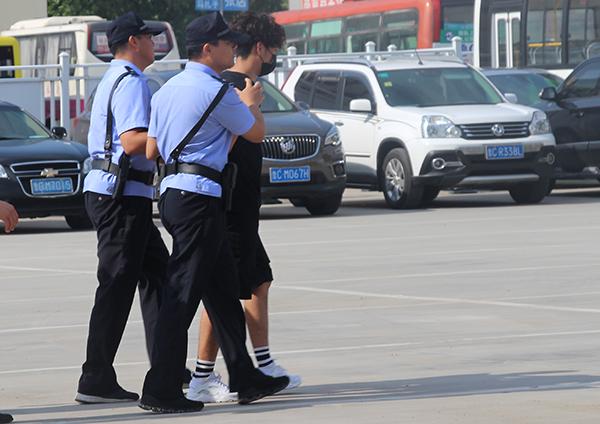 打击恐怖暴力 高青组织开展客运防恐、消防应急演练