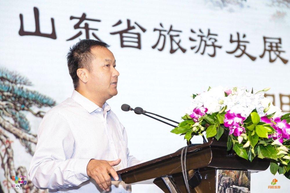 好客山东群英汇,山东十大文化旅游目的地品牌推介会在北京举行
