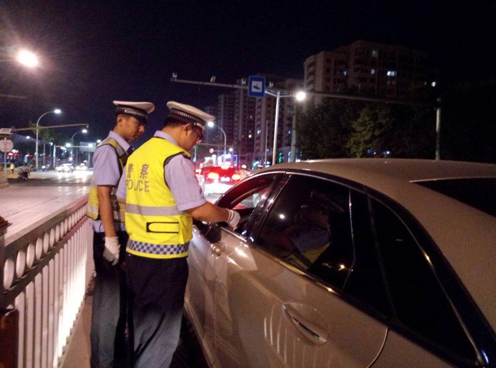 淄博公安交警第四次酒驾醉驾毒驾集中行动查处交通违法行为8161起