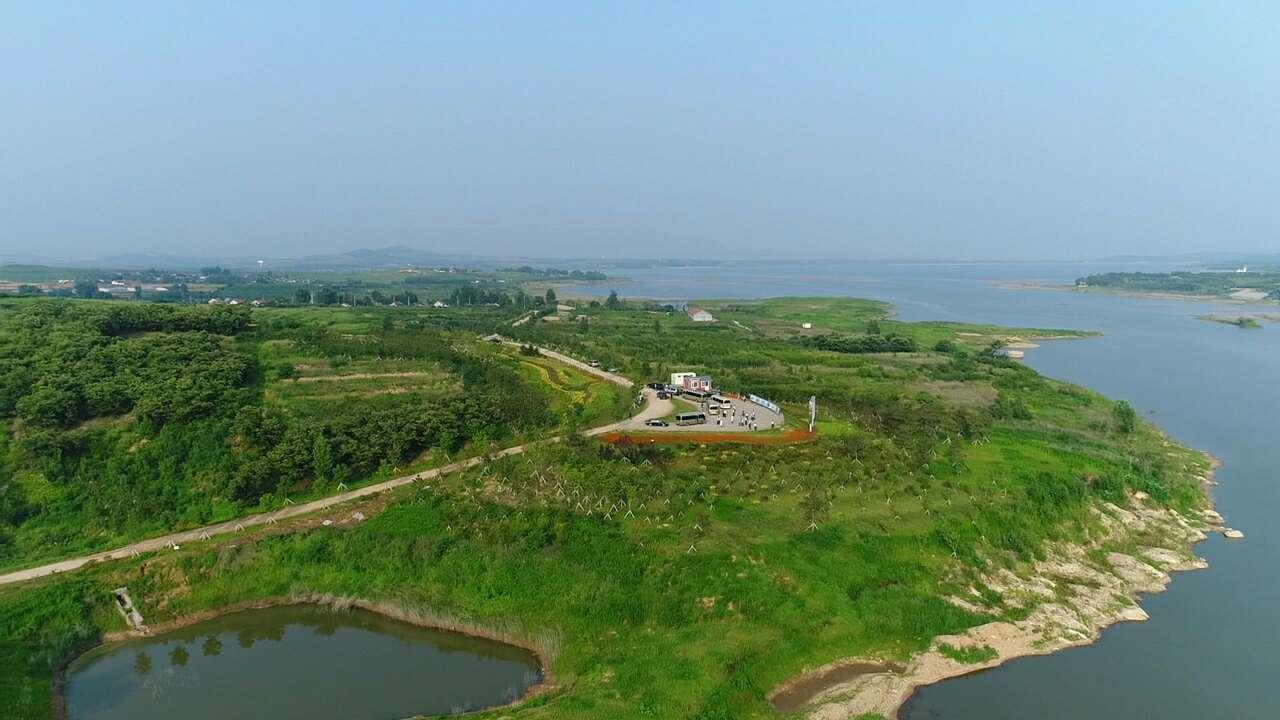 林水会战看日照|退耕还林5万亩 打造环日照水库生态绿地长廊