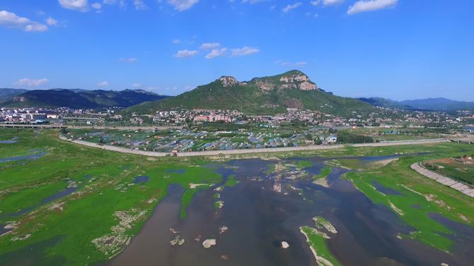 飞吧山东|山区雨水如黄河奔腾 济南卧虎山水库水位一天狂涨半米多