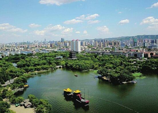 """济南市总河长""""1号令""""发布 2020年重点河湖水质达标率80%以上"""
