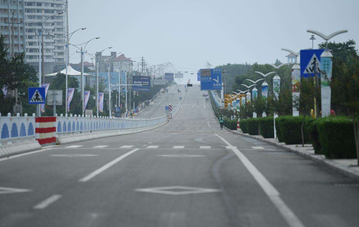 2018潍柴动力·仙境海岸海阳国际马拉松开跑在即!参赛者跃跃欲试