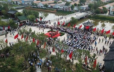 棉区的红色传承|滨州杨柳雪不忘初心党性教育基地今日揭牌启用