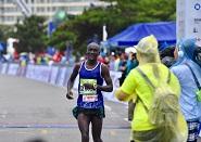 2018仙境海岸海阳国际马拉松男子半程三甲出炉