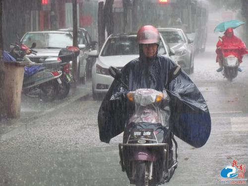 海丽气象吧|出门请备好雨伞 临沂未来三天雨不断