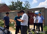 潍坊对全市97个农村危改项目进行实地督导检查