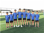 潍坊八名足球小将入选 中国足球运动学院