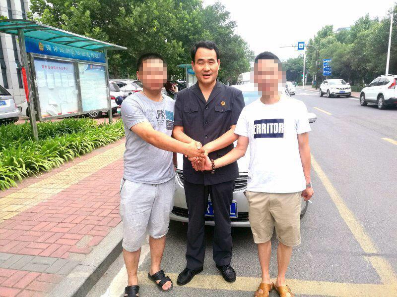 淄博:好友借走新车竟非法抵押 法院强制执行帮其寻回