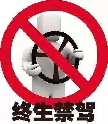 青岛交警公布2018年第3批终生禁驾名单:这12人被终生禁驾